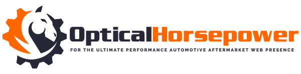 Optical Horsepower, LLC - High Performance Marketing and Design for the Automotive Aftermarket.