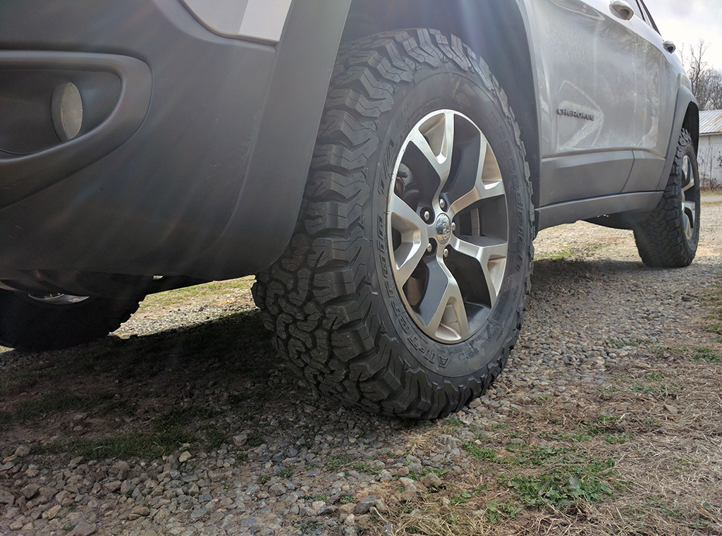 New Bfg Ko2 Meats 2014 Jeep Cherokee Forums